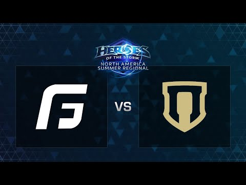 Gale Force vs Naventic - NA Summer Regional #1 Playoffs - G1