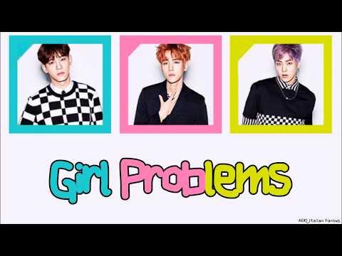 [SUB ITA] EXO CBX - Girl Problem