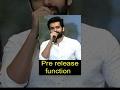 Vunnadhi okate Zindagi Pre release function|Ram,Anupama parameswaran,Lavanya Tripati | Telugu Mirchi