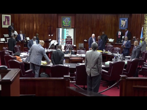 Debate on the Estimates of Revenue and Expenditure Day 2 Part I