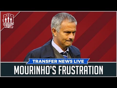 Transfer Deadline Day LIVE | Manchester United Transfer News