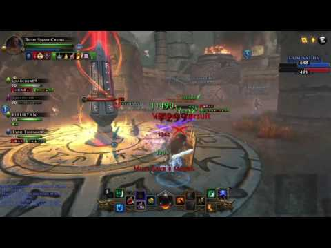 Neverwinter Best GF PVP DPS Build 20-0