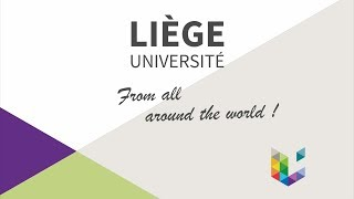 Coming to University of Liège