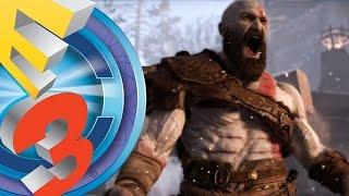 God of War - 10 Minuten Gameplay: Kratos ist zurück