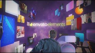 Envato elements - No matter which creator are you - ad