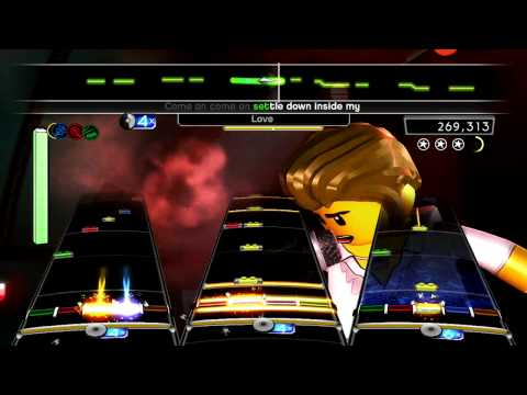LEGO Rock Band -  Build A Band Gameplay Preview | HD