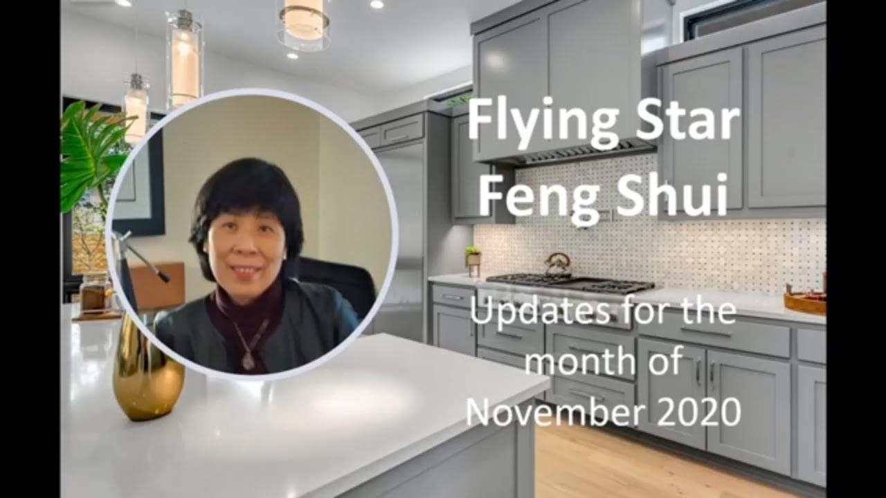 November 2020 Flying Star Feng Shui Update