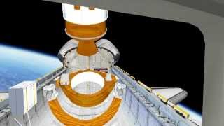 Orbiter 2010 - STS-6 TDRS-1 Deployment (Simulation)