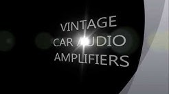 Car Audio Made In USA