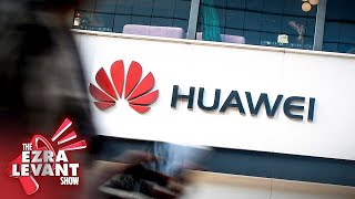 Gordon G. Chang: America might reconsider Canada if Telus goes forward with Huawei 5G   Ezra Levant