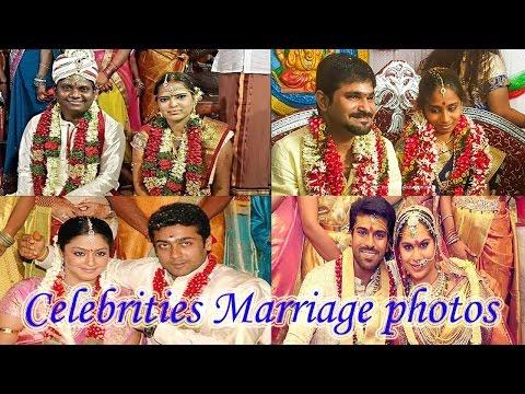 Telugu Actors, Actress, Comedians marriage photos | Rare photos of Telugu heros