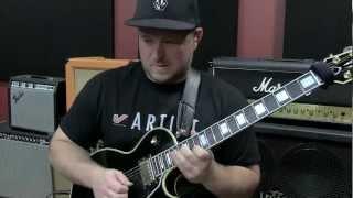 Live Studio Jams - Blues Shuffle Jam #1
