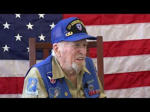 Earl Jeffers Veteran Interview