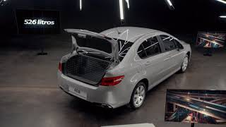 Peugeot 408 - Agosto