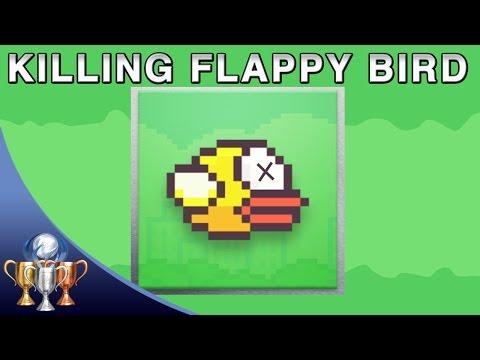 Flappy Bird Parody - Killing Flappy Bird in PS4 Games