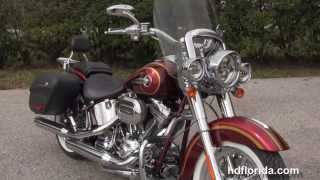 New 2014 Harley Davidson FLSTN CVO Deluxe Motorcycles for sale