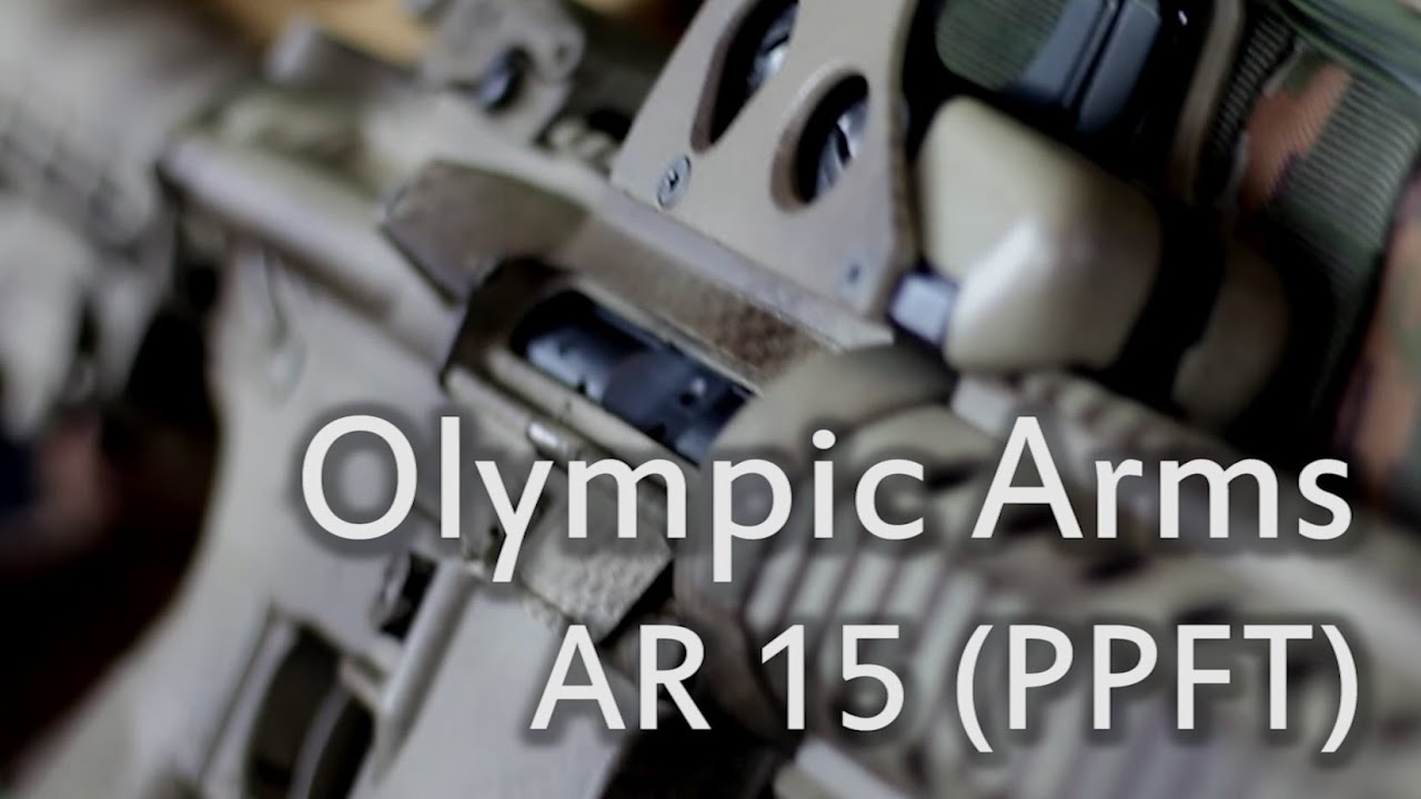 Olympic Arms AR15 Review - Just Another AR15?