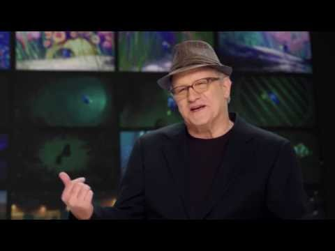 "Finding Dory ""Marlin"" Albert Brooks Behind The Scenes Interview"