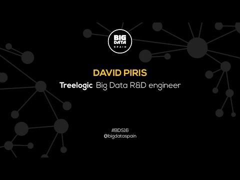 Interview to David Piris at Big Data Spain 2016