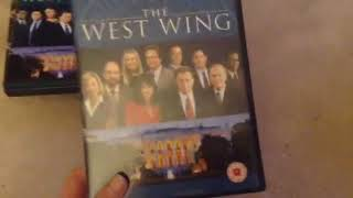The West Wing Complete Series 1-7 DVD Box Set Review