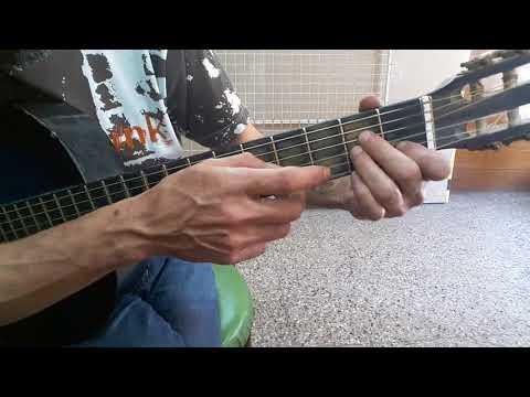 Cómo tocar La hija del fletero Redonditos de ricota guitarra criolla Acordes Tutorial Letra Cover