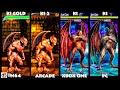 Killer Instinct GARGOS Graphic Evolution 1996-2016 | N64 ARCADE XBOX ONE PC | PC ULTRA