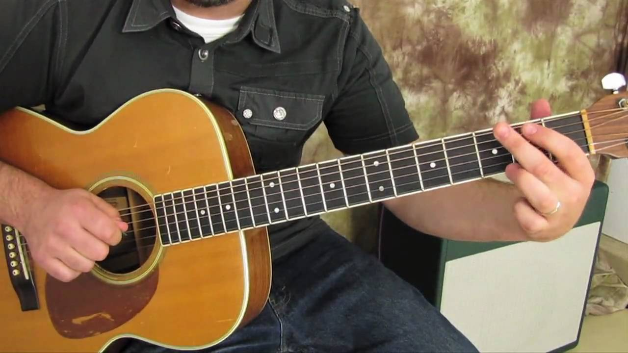 Led Zeppelin - Over the Hills and Far Away - Acoustic Guitar lesson - How to Play