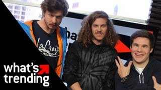 "The Workaholics Guys on Telemarketing, ""The Office,"" Guest Stars and Seasons 4 + 5!"