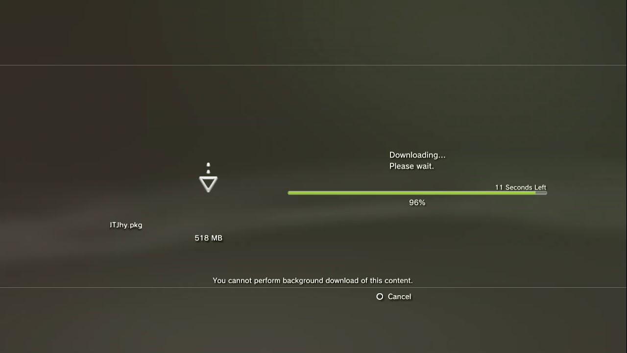 Cara download dan main game yang ada di FreeStation Store (PS3 OFW HAN)