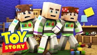 MINECRAFT TOY STORY HIDE AND SEEK