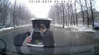 Видеорегистратор спас от подставы. device-avto.ru