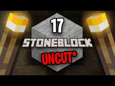 Minecraft: StoneBlock Survival Uncut Ep. 17