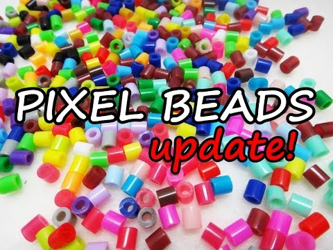 Pixel Beads Colour Update!