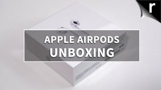 Apple AirPods Unboxing and Hands-on Review