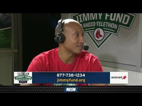 Jimmy Fund: Currivan Alouidor Interview