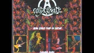 Aerosmith Rag doll Fukuoka 1998