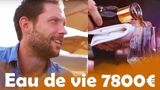 Eau de vie a 30€ VS 7800€ ( et Absinthe 89,9%,) avec Le tatou et des abonnés !!!