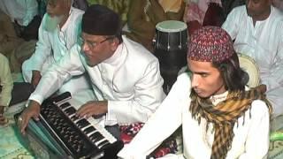 Syed Shah Nadeem Ullah Hussaini Quadri (r.a) at Kishan Bagh Hyderabad Part 6  21/02/1434