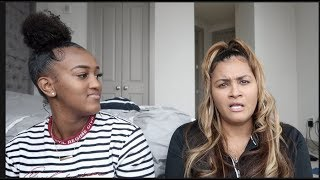 Q&A? | PART 1 : WHAT WAS MY MOM REACTION WHEN I TOLD HER I WAS PREGNANT?