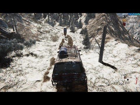 Ultra Off-Road Simulator 2019: Alaska ★ GamePlay ★ Ultra Settings