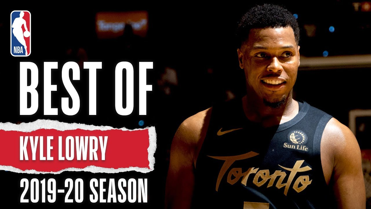 Best Of Kyle Lowry | 2019-20 NBA Season
