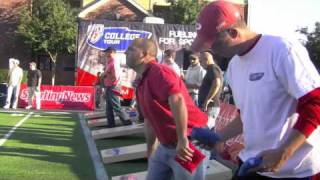 "National Tailgaiting League ""College Tour""  University of South Carolina (USC) Stop"