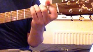 Lumineers Ho Hey Fingerstyle Guitar