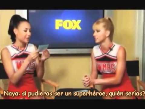 Naya y Heather - Mejores Momentos  SUB ESPAÑOL