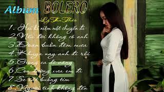 Album BOLERO - Lý Thu Thảo