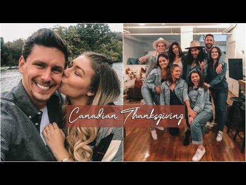 Vlogtober Day 13 // Canadian Thanksgiving!!