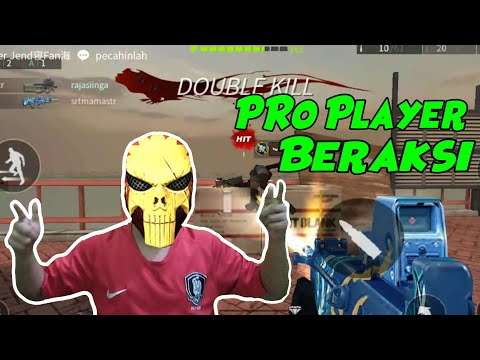 Pro Player PB Beraksi Apakah Menang ??? | Point Blank Strike Android Inonesia