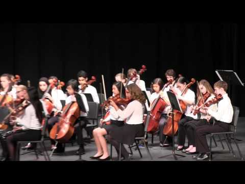 NWJH 7th and 8th Grade Orchestras on 5/18/17 Concert