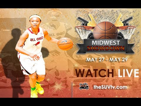 2017 Midwest Showdown (Elite Div. Semifinal): All Ohio Xpress vs. All Ohio Black EYBL