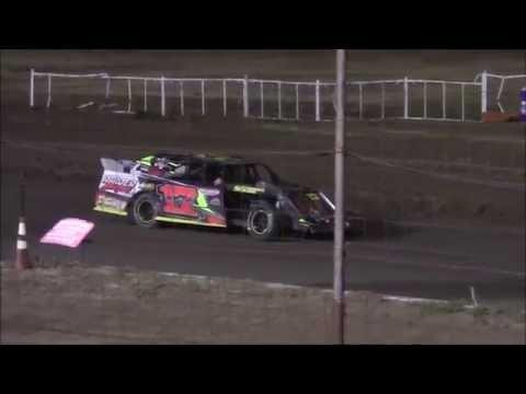 IMCA Sport Mods at Lubbock Speedway 8-19-16